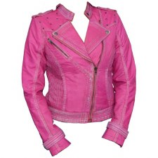 Ladies MC Fashion Jacket Pink