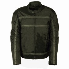 Men's Textile Jkt W/Refl