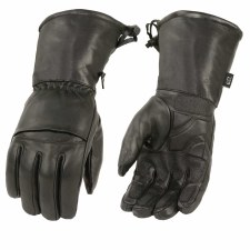 Men's Gauntlet Glove Black