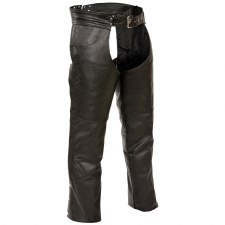Jean Style Leather Chaps
