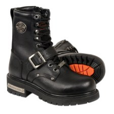 Ladies Classic MC Boot Black