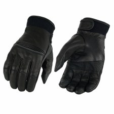 Men's Leather Riding Glove