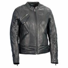 Ladies Vented Black Jacket