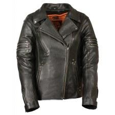 Ladies Updated M/C Jacket