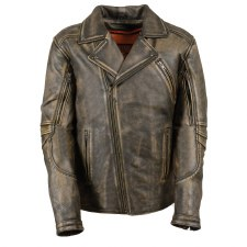 Men's Updated MC Jacket Brown