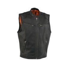 Men's Prem Zip Front Vest