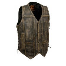 Men's 10 Pocket Vest Con/Weapo