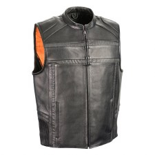 Men's Scooter Vest Black