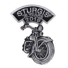 Sturgis MC RallyLaid Back Bike