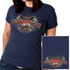 Sturgis Ladies Pistons T-Shirt