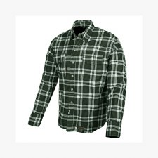 Black 9 Moto Shirt Blk/Wht