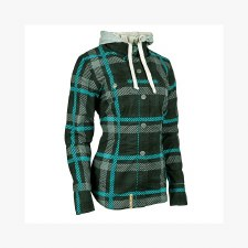 TrueRomance Armored Shirt Teal