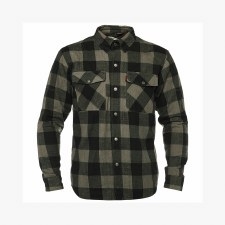 Dropout Armored Flannel Shirt