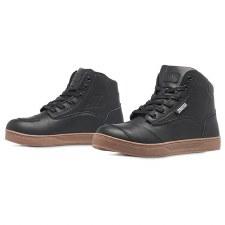 Ladies Jezelel Moto Shoe Black
