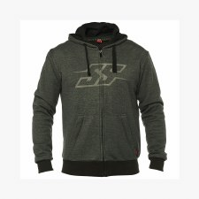 Resistance Armored Hoody Char