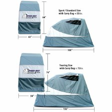 Motorcycle Tent Full Dress