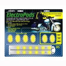 ElectroPod Kit Chrome/Yellow
