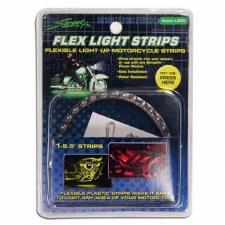 Flex Light Strips Green