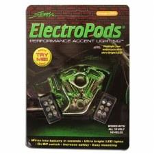 ElectroPod Rectangle Blk/Orang