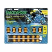 ElectroPod Rectangle Blk/Yello