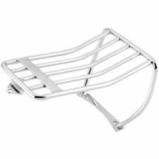 Chrome Bobtail Rack 06-Up FXST