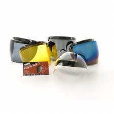 Echo 3 Snap Flip Shield Amber