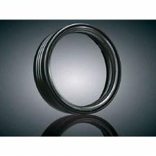 LED Halo Trim Ring Touring Bk