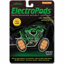 ElectroPod Oval Black/Orange