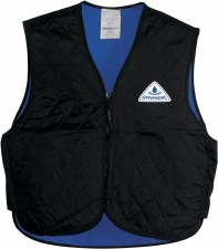 Tech Hyperkewl Cooling Vest Bk