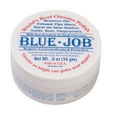 Blue Job Polish