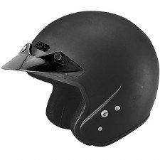U-6 Cyber Helmet Flat Black
