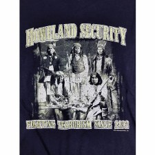 Homeland Security Black