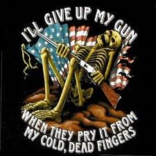 I'll Give Up My Gun