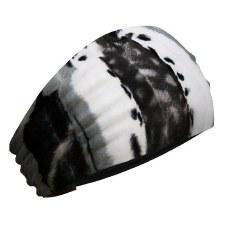 Snow Leopard Head Muff