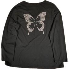 Studded Butterfly