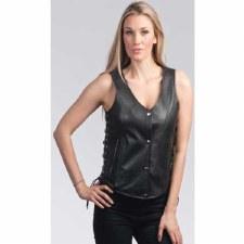Ladies Vest W-Conc Gun Pocket