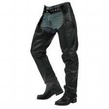 Chaps Unisex Premium Black