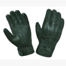 Leather W/Kevlar Gloves Black
