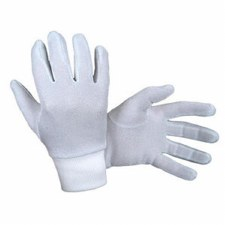 Mens Glove Liner/ Metallic