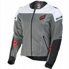 Fly Flux Air Jacket Black/Whit