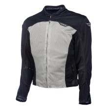 Fly Flux Air Jacket Silver