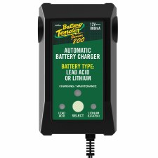Jr Battery Tender Charges