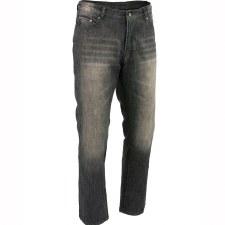 Men's Armored Denim Jeans Blk