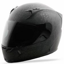 Fly Revolt Ink Helmet Black