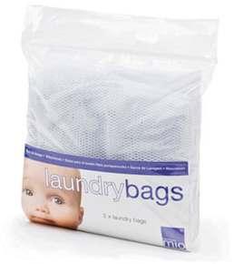 Bambino Mio Laundry Bags 2pk