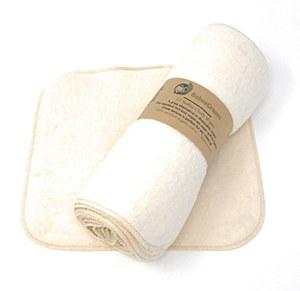 Babee Greens Organic Cotton Wipes