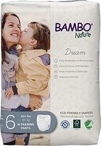 Bambo TPants Sz6 (40+lb) DRM