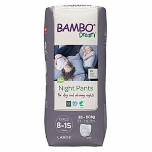 Bambo Dreamy Night Pants 77-110 Girl