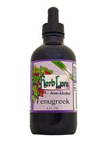 Herb Lore FenugreekTinc NA 4oz