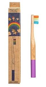MamaP Kid Size Toothbrush LGBTQ+ Equality